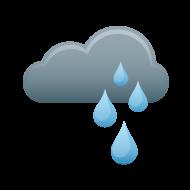 Rainy Weather Symbol